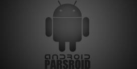 قالب اندروییدی وردپرس ParsRoid