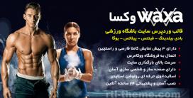 پوسته وردپرس سایت باشگاه ورزشی وکسا | Waxa