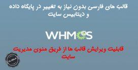 قالب WHMCS ایمیل خاکستر