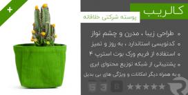 قالب HTML colorib کاملا فارسی و اورجینال | قالب شرکتی colorib قالب html کالریب